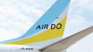 エアドゥ(AIRDO)便の電話予約ガイド